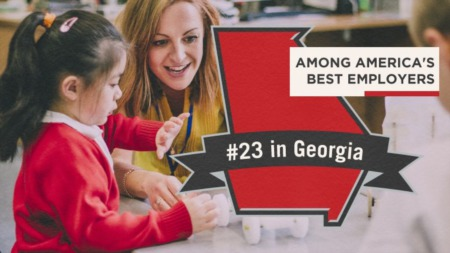 Cobb Schools Named One of Best Employers in GA