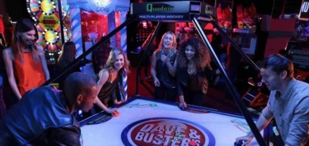 New Torrance Dave & Buster's Offers Cool Indoor Fun