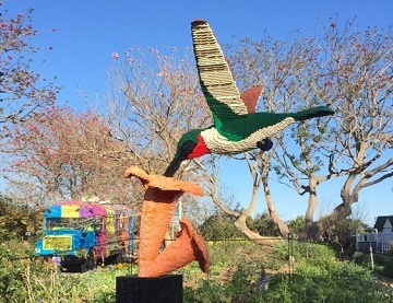 'Nature Connects' at South Coast Botanic Garden