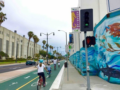 Redondo Beach Bike Path Named One of Nation's Best