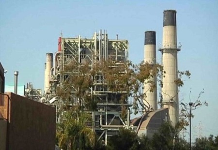Scraping Power Plant Good for Redondo, Hermosa