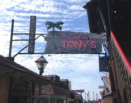 Old Tony's Offers Rare Views & Flavors