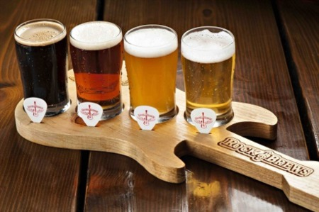 Rock & Brews: Craft Beer and a Rockin' Fun Vibe!