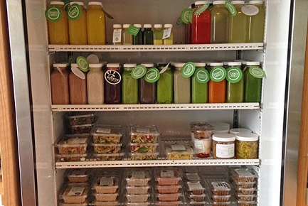 Get Healthy Fare Straight from 'The Source'