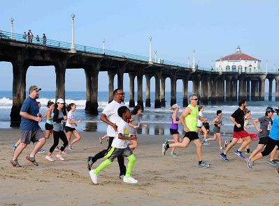 MB5K Brings Runners to the Beach