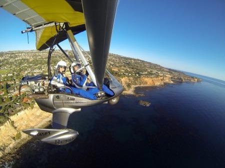 Fly Like a Bird Over the South Bay