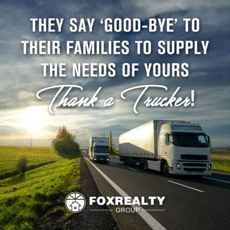 Thank a Trucker