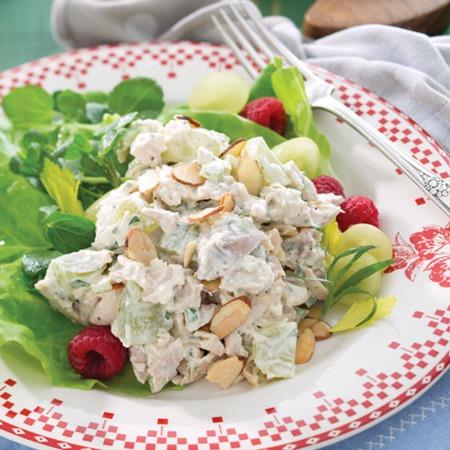 East Dinner Recipe Of The Week ~ Tarragon Chicken Salad