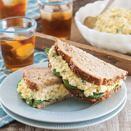 Easy Dinner Recipe Of The Week ~ Egg Salad