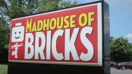 Madhouse Of Bricks