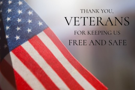 Veterans Day – November 11, 2020