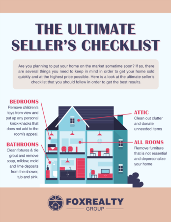 The Ultimate Sellers Checklist ~ Why Sell NOW!