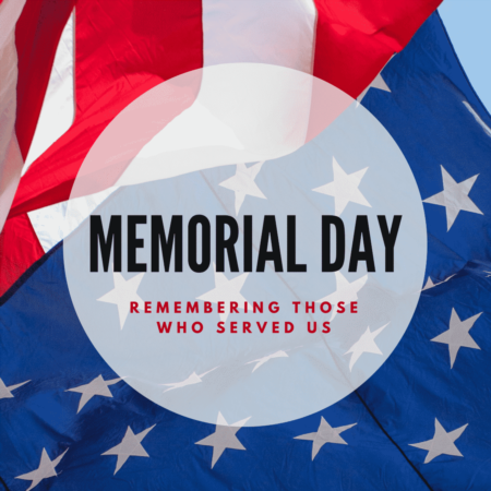 Memorial Day ~ Honoring All Those That Served