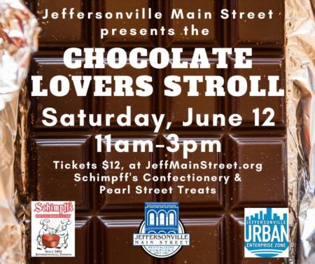 Chocolate Lovers Stroll