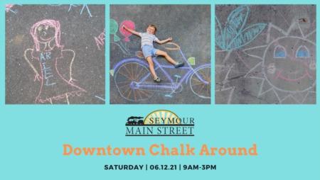 Downtown Chalk Around