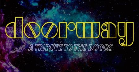 DoorWay (The Doors Tribute) w/ Tyrone Cotton