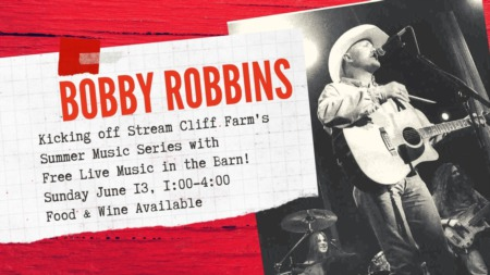 Live Music with Bobby Robbins