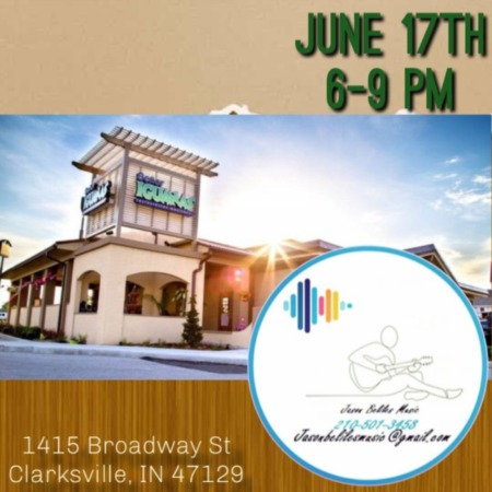 Live Music in Clarksville on the Patio