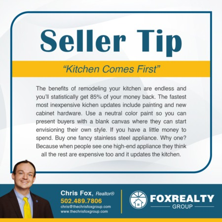 Selling Your Home Tip #3