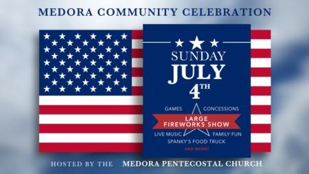 4th of July Medora Community Celebration and Fireworks