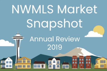 Northwest MLS Brokers Tally More Than $49 Billion in Sales During 2019