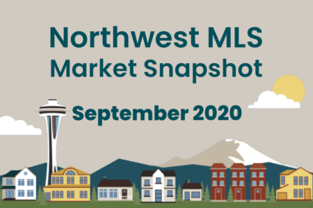 Northwest MLS brokers say September's home sales reached highest level since June 2018