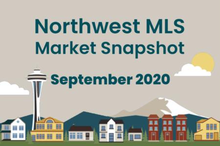 Northwest MLS brokers say September's home sales reached highest level since June 2018