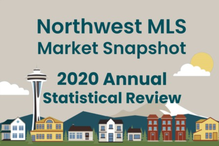 Northwest MLS brokers tally more than $56 billion in home sales during 2020