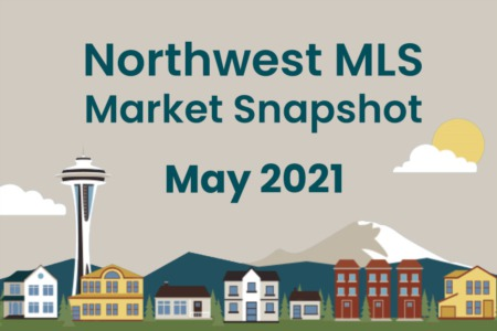 May marked a month of new records for some Northwest MLS market indicators