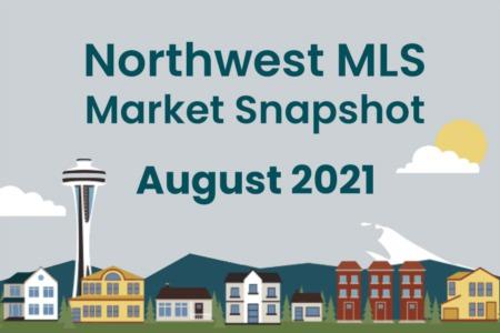 Northwest MLS brokers say August housing activity follows patterns of seasonal slowing