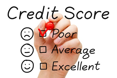 Buying a Home When Your Spouse Has Poor Credit