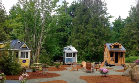 Tiny House Villages: Next Big Thing?