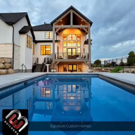 Utah Valley Parade of Homes #1 Judge's Choice Award Winner!