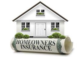 What is covered under a standard home owners insurance policy?