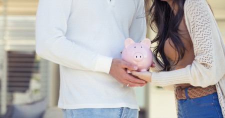 Money saved for your downpayment