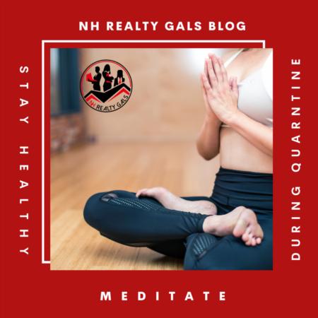 Mindful Meditation during Quarantine