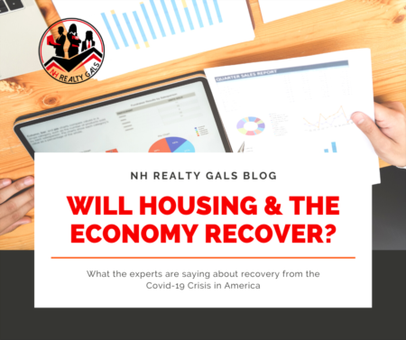 Will the economy & housing market recover?