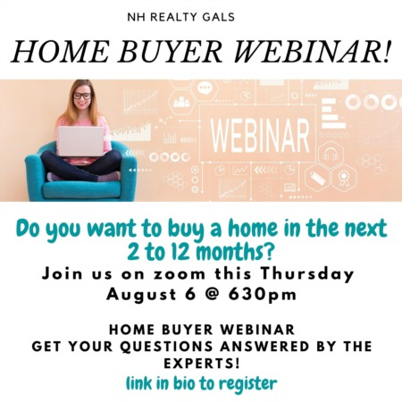 First Time Buyer Webinar