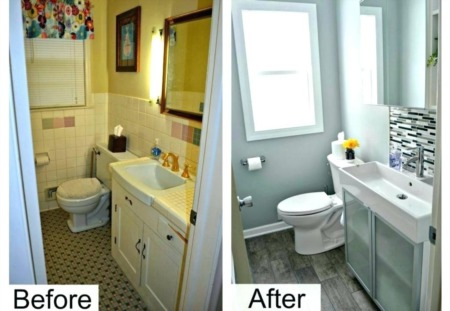 TUESDAY'S TIPS-BEAUTIFYING A BATHROOM