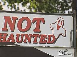 MONDAY MORNING SMILE-HAUNTED OR NOT?