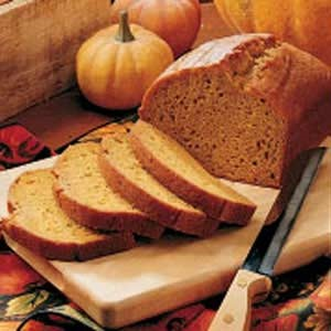 FOODIE FRIDAY-PUMPKIN SPICE BREAD