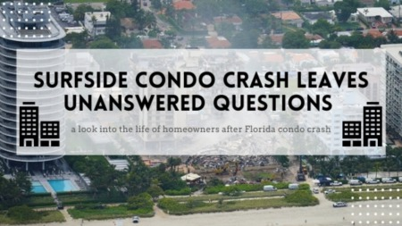 Surfside Condo Crash Leaves Unanswered Questions