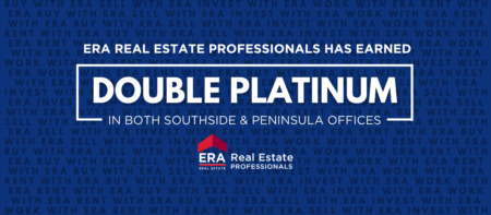 ERA Real Estate Professionals Named Double Platinum Award Winner by Realogy Advantage Network