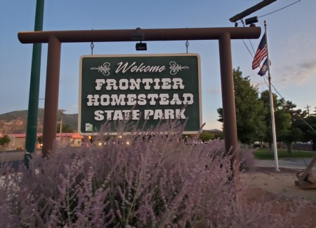 Visit Frontier Homestead State Park