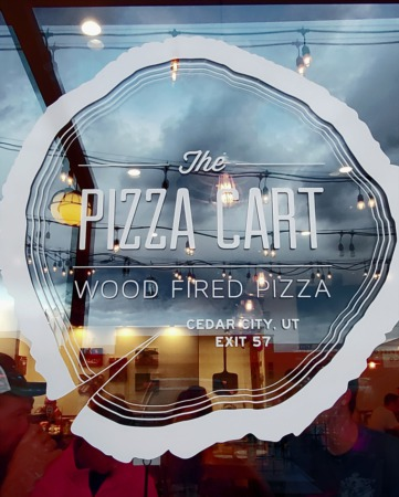 The Pizza Cart: A Little Piece of Italy in Cedar City
