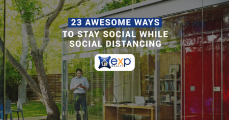 23 Awesome Ways To Stay Social While Social Distancing