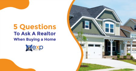 5 Questions To Ask A Realtor When Buying a Home