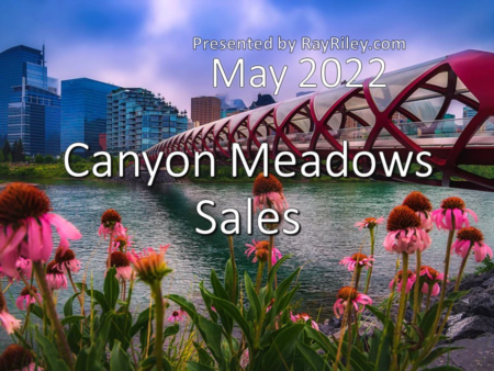 Canyon Meadows Home Sales Update