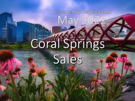 Coral Springs Housing Market Update January 2021