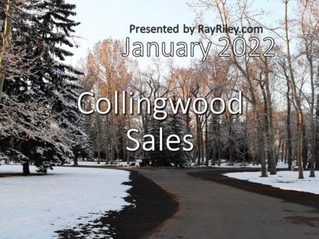Collingwood Housing Market Update January 2021